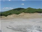 Vulcanii noroiosi de la Berca, Buzau 6