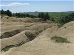 Vulcanii noroiosi de la Berca, Buzau 7