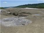 Vulcanii noroiosi de la Berca, Buzau 19