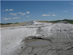Vulcanii noroiosi de la Berca, Buzau 21