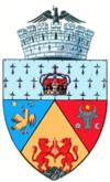 Stema orasului Alba Iulia