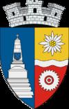 Stema orasului Brezoi