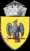 Stema orasului Curtea de Argeș