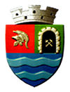 Stema orasului Ocna Mureș