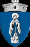 Stema orasului Popești-Leordeni
