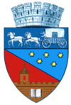 Stema orasului Râmnicu Vâlcea