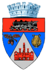Stema orasului Reșița
