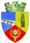 Stema orasului Uricani