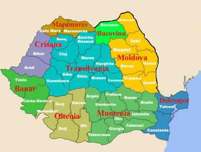 Regiunile Geografice Din Romania Brotacelul Plimbaret Www